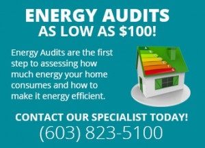 Energy Audits for your Home - Only $100