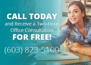 Free two hour home consultation in New Hampshire