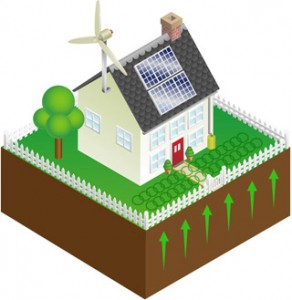 green-building-with-solar-wind-geothermal-heating